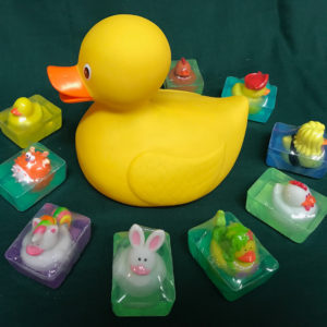 Glycerin Toy Soaps
